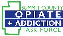 Summit County Opiate & Addiction Task Force Logo