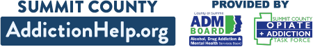 SummitCountyAddictionHelp.Org - Provided by the County of Summit ADM Board
